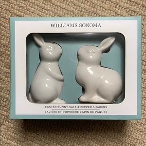 Easter Bunny Salt and Pepper Shakers